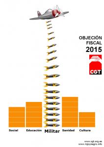 Campaña Objeción Fiscal 2015