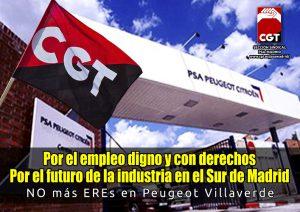 Peugeot Villaverde: Basta de chantajes, mentiras, confusión, engaños, miedo, manipulaciones.