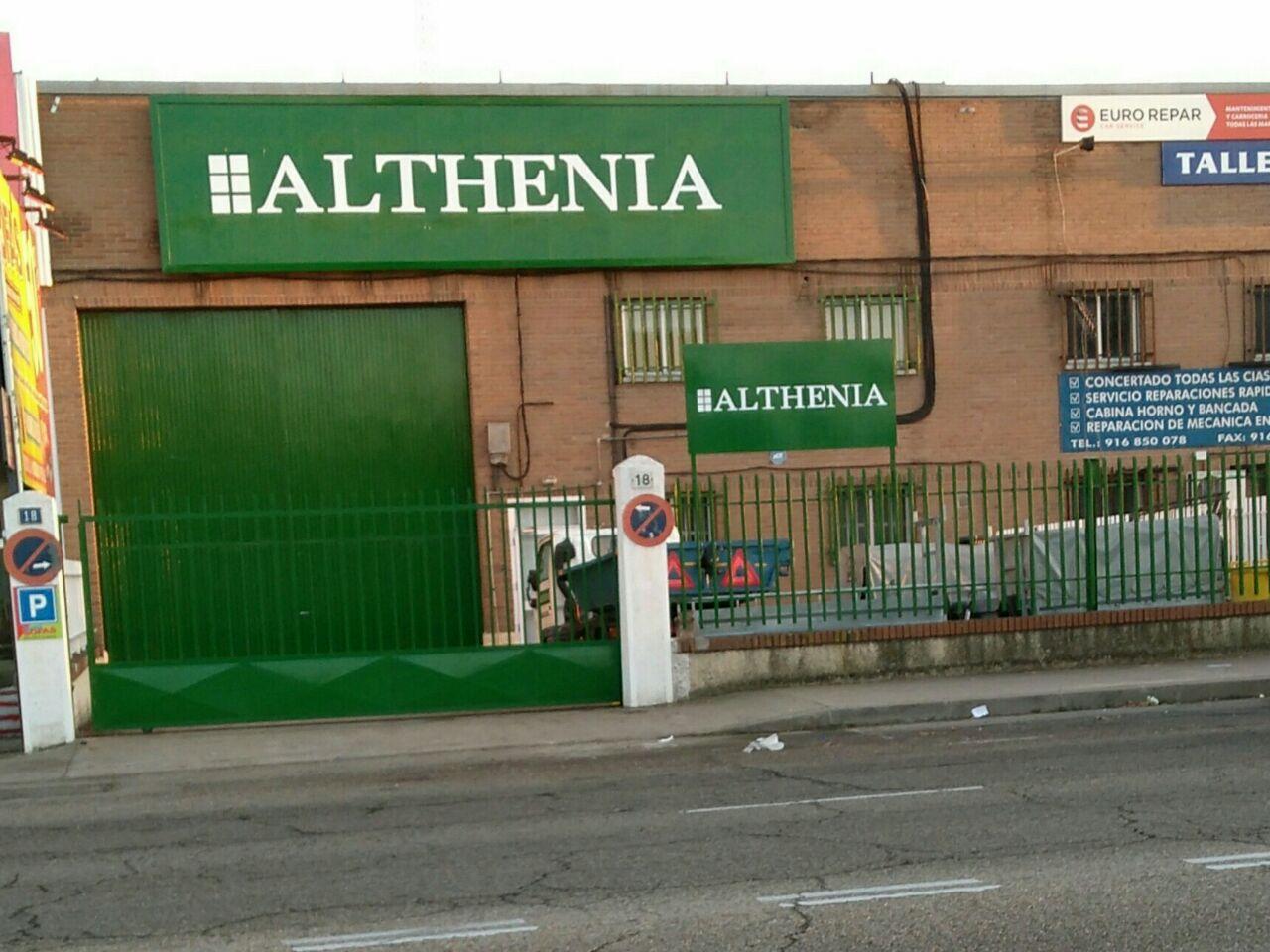 althenia-fachada
