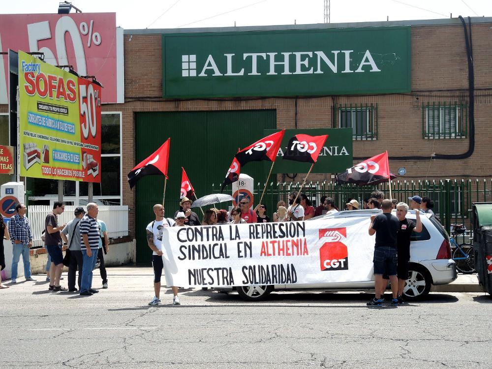 Lxs trabajadorxs de zonas verdes de Leganés eligen a sus nuevos representantes sindicales
